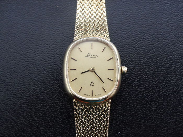 Lessa - gold women's watch, 1996.