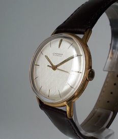 JUNGHANS 17 jewel mechanical watch from the 60s.