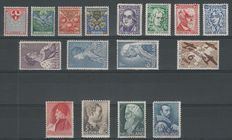 The Netherlands 1926/1937 – Selection between NVPH 199 and 331