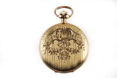 Zenith pocket watch Grand prix Paris 1900