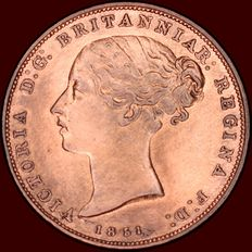 Jersey - 1/26 Shilling 1851 Victoria