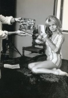 Unknown/Embassy Pictures/Everett Collection -  Brigitte Bardot - 1963