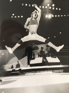 Unknown - Mick Jagger & The Rolling Stones - 1982