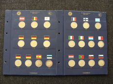 "Europe - 2 Euro 2002/2012 ""10th anniversary of the Euro"" (17 countries, complete)"
