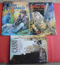Casini, Stefano - 3 volumes in Italian (1999-2006)