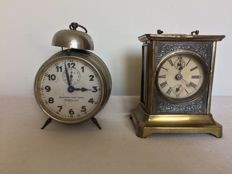 2 alarms from Germany and France - Period 1900