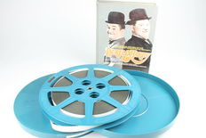 16 mm sound film of Stan Laurel & Oliver Hardy, Dirty Work