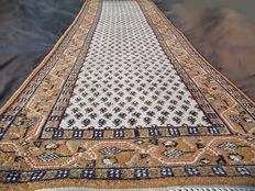 Sarough Mir. Nice and high quality handmade wool carpet /rug/tapijt - India - The end of the 20th century -  No reserve, bidding starts at €1.