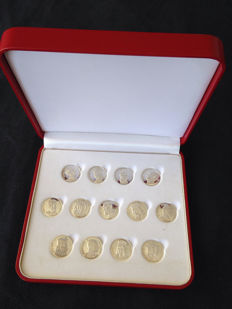 Marriage Coins King of Kings made in silver 925