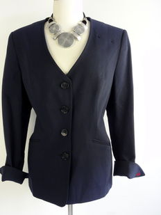 Paul Schulten Haute Couture – tailored fit jacket