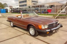 Mercedes-Benz - 450SL Roadster - 1977
