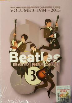"Beatles ""do you want to know  secret"" vol III 1984-2015"