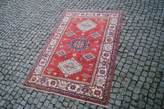 BRAND NEW KAZAK -RUG Hand knotted - wool 150x100cm