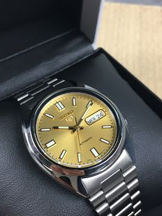 Seiko 5 Automatic reference: SNXS81 – men's watch.