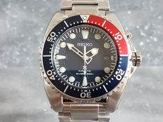 Seiko Kinetic Prospex Diver  – wristwatch – new condition– never worn – 2017.