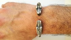E+M Vikings  artisan creation - bracelet - Made in Italy