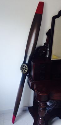 Real Size WWI Propeller- 185 cm!! - made of wood (replica)