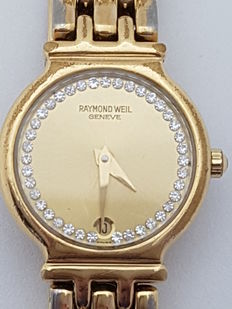 Raymond Weil watch - Women's watch - Period: 1990–1999.