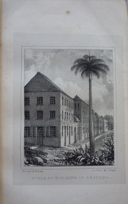 Bayley, Frederick, William, Naylor - Four years' residence in the West Indies, during the years 1826, 7, 8, and 9 - 1833