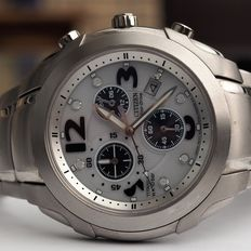 Citizen Eco-Drive Marinaut chronograph - men's wristwatch