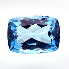 Swiss Blue Topaz – 21.71 ct