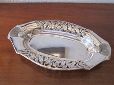 WMF - Art Nouveau silver plated platter or dish