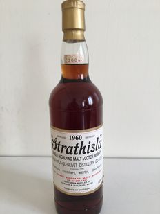 Strathisla 1960 - 45 years old