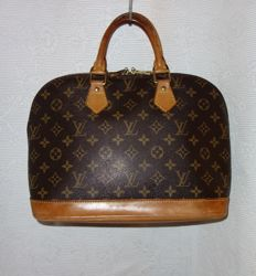 Louis Vuitton - Monogram Alma PM - Handbag