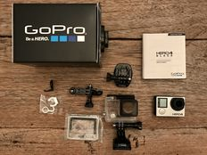 gopro hero 4 black - professional action camera - HD