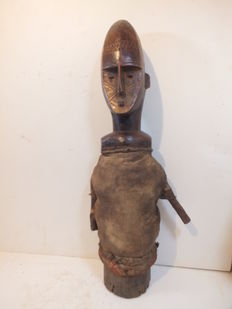 Old sculpture - Igbo - Nigeria - Africa