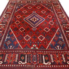 "MeyMey – 319 x 224 cm – ""Large, authentic Persian carpet in beautiful condition"" – Please note! No reserve, bidding starts at €1."