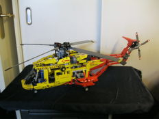 Technic - 9396 - Helicopter (2x)