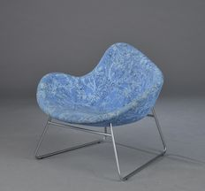 Designer unknown - design lounge chair