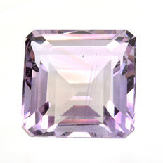 """Rose of France"" Amethyst – 18.93 ct"