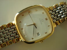Omega De Ville - men's watch - Swiss made - circa 1980s/90s