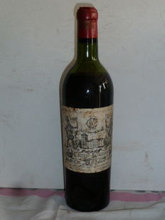 1953 Chateau Lagrange, Saint-Julien Grand Cru Classé - 1 bottle