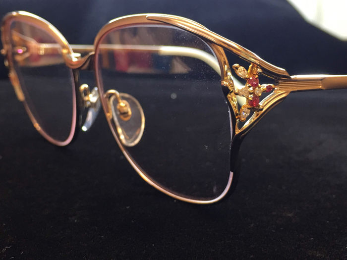 HOYA Collection - Eye Jewelry Luxe -Eyeglasses Ladies