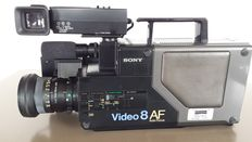 Sony - Video 8AF - Autofocus Camcorder - with all accessories 1984/1985