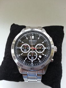 Seiko Chronograph – Men's wristwatch
