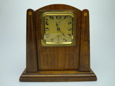 French Alarm Clock – Bayard – Art Deco