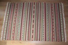 Handwoven – Kelim – 215 x 140 cm – Presumably Turkey – 2nd half 20th century
