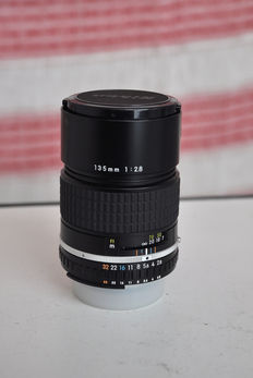 Nikkor 135mm F2.8 E series