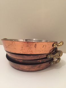 Copper cookware set - copper