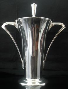 Scottish Silver ART DECO Trophy, Edinburgh 1936, Hamilton & Inches