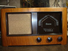 Mende (the later Nord Mende) tube radio type 147W from 1937/38
