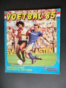 Panini - Voetbal 85 - Complete album - Nice and neat album