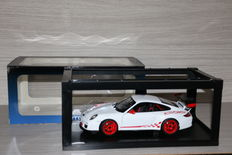 AUTOart - Scale 1/18 - Porsche 911 GT3 RS - White / Red