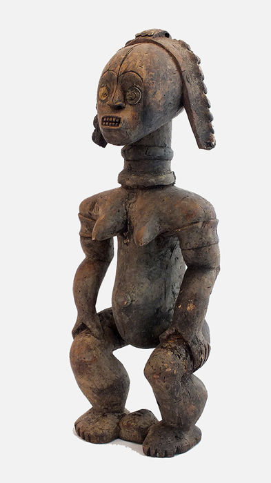 Good Old Ntumu Female Byeri Figure - FANG - Gabon