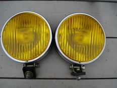 Two beautiful new fog lights with a diameter of 135 mm by the brand F.E.K.