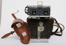 Alethoscope stereo camera from 1905